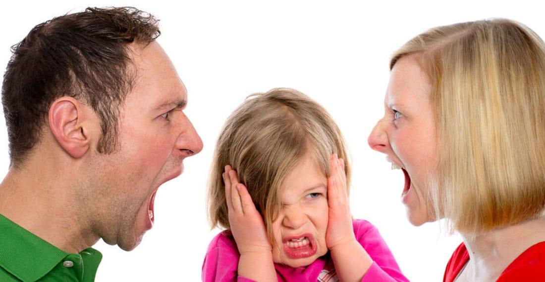 Cómo romper el círculo vicioso de los gritos en la familia