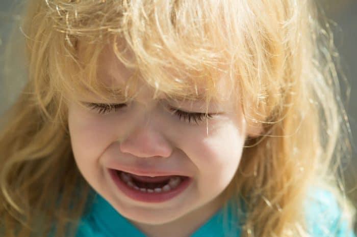 evitar niño caprichoso