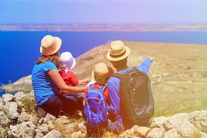 experiencias viajar familia