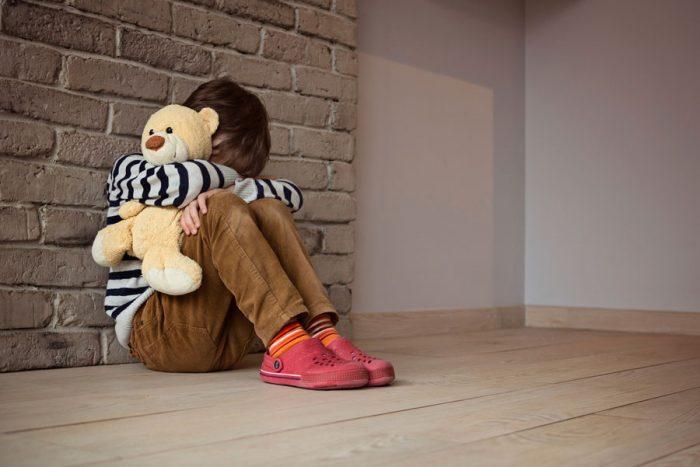 Estrés impuesto niños