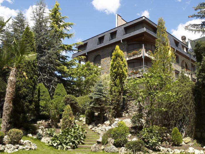 Hotel Guillem, en Encamp, Andorra