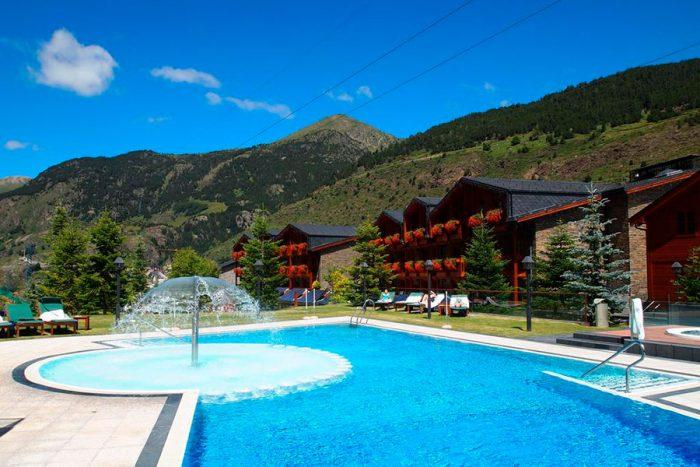 Hotel Nordic, en El Tarter, Andorra