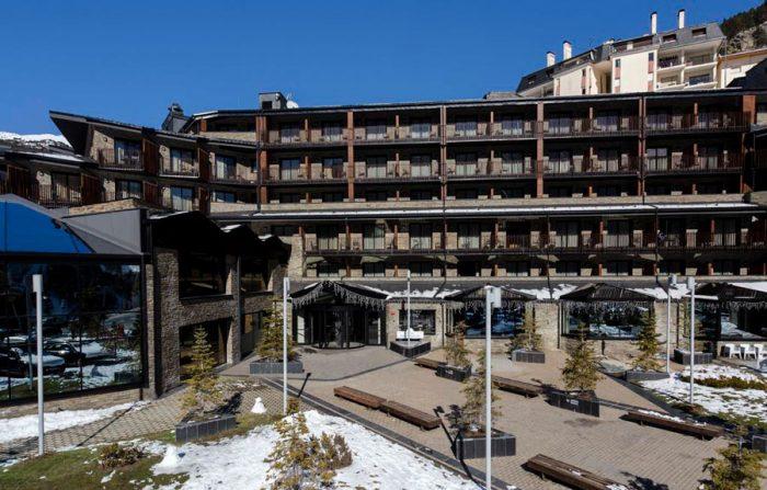 Hotel Park Piolets, en Soldeu, Andorra