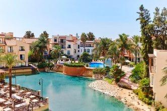 Hotel PortAventura, en Salou, Tarragona