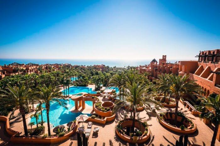 Hotel Royal Hideaway Sancti Petri, en Chiclana de la Frontera, Cádiz