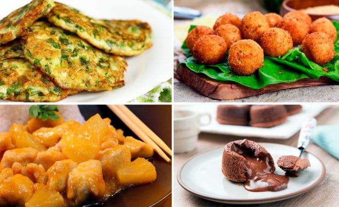 Recetas fáciles y sanas