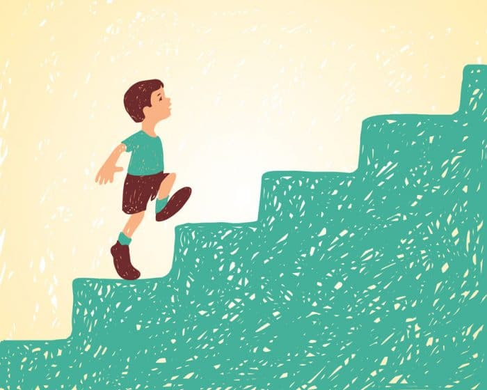 Escalera motivacional