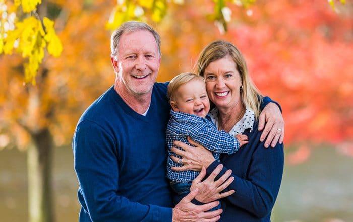 Angela y Rick padres de Blaze