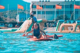 Campamento internacional verano