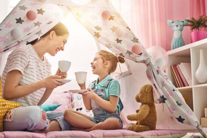 Educar niñas seguras de sí mismas