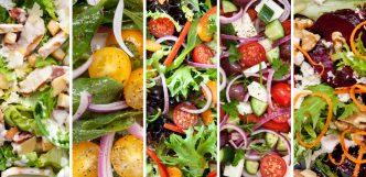 Recetas de ensaladas faciles