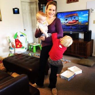 Carta madre desesperada casa