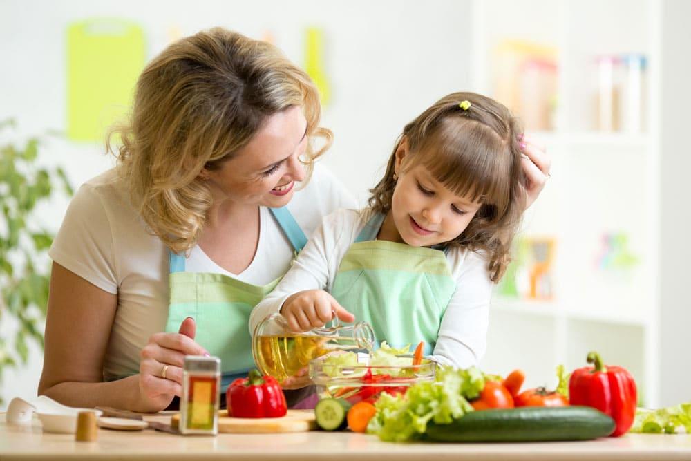 Cenas saludables: 7 ideas para toda la semana