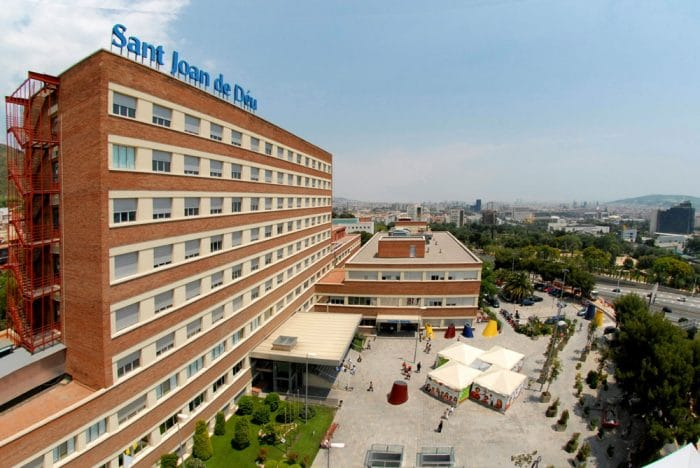 Hospital Sant Joan de Déu Barcelona CAR-T 19 leucemia tratamiento