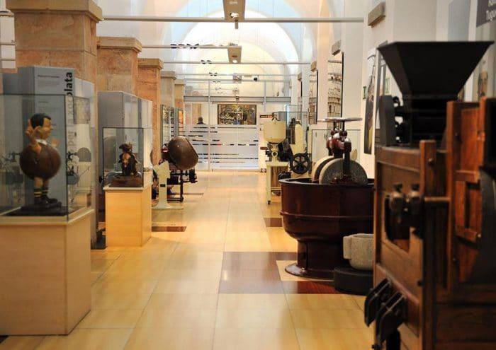 Museo del Chocolate, en Barcelona