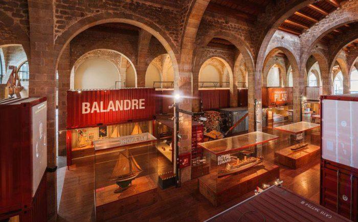 Museo Marítimo, en Barcelona
