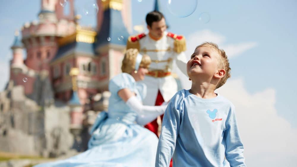 La mejor edad para llevar a tu hijo a Disneyland Paris