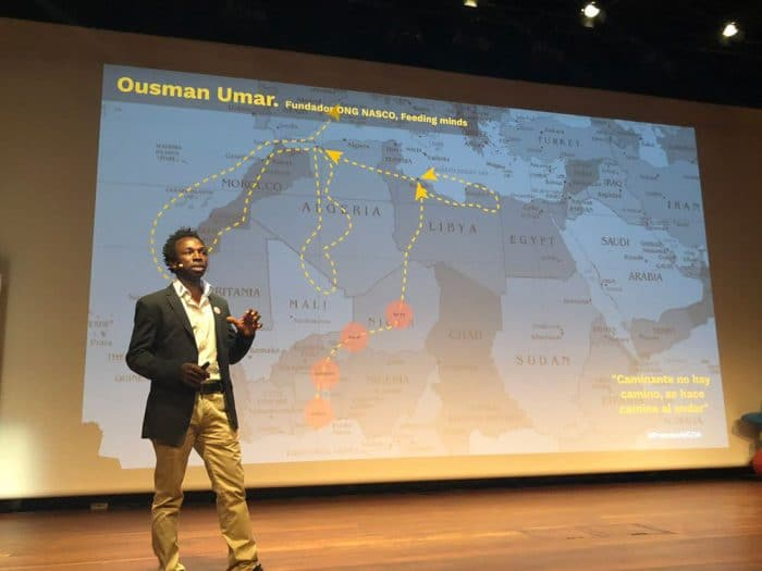 Ousman Umar libro