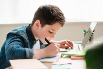 Atencion y concentracion en niños