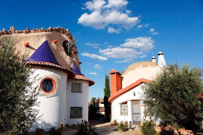 Hotel Cuevas La Granja, en Benalúa de Guadix, Granada