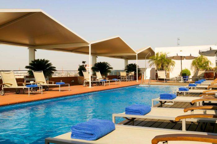 Hotel Novotel Sevilla, en Sevilla