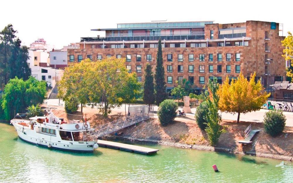 5 hoteles en Sevilla para ir con niños
