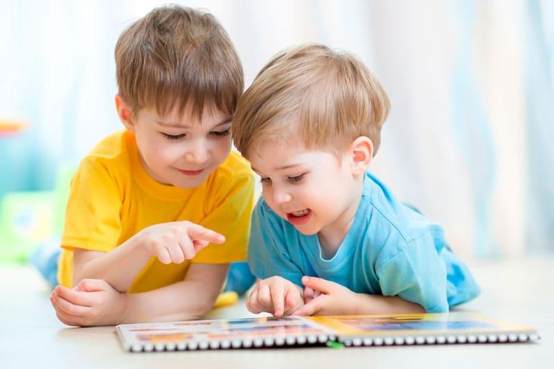 Tiempo de atención en niños