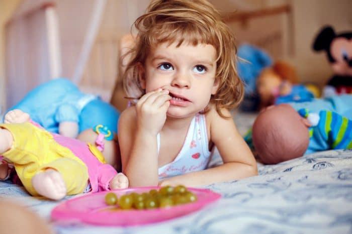 10 alimentos que pueden provocar atragantamientos infantiles