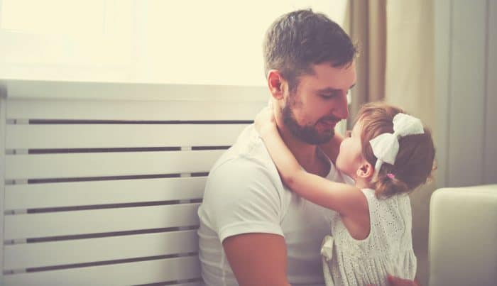 amor puro sincero hijo padre