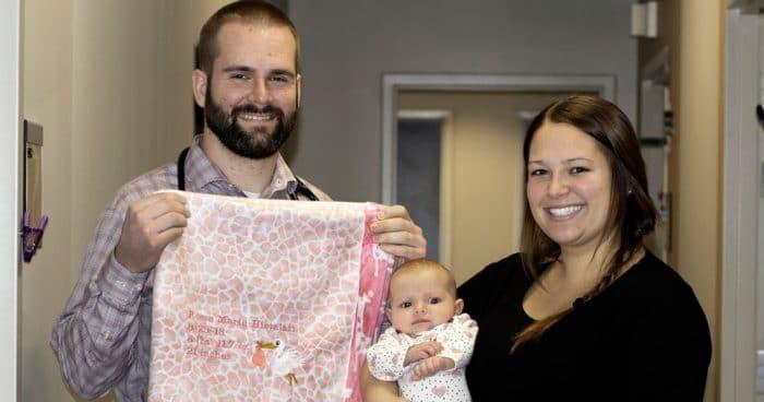 Dr cose manta personalizada bebé