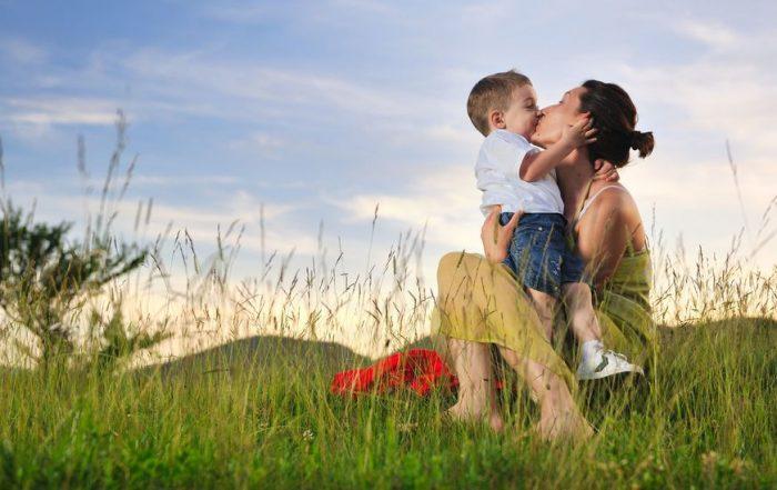 felicidad hijos