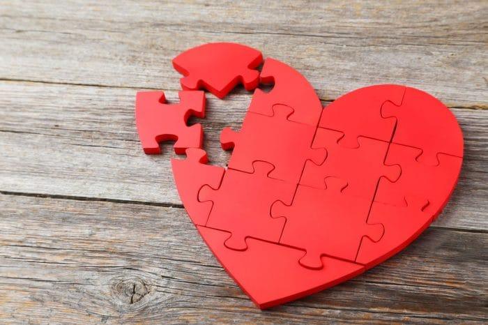 primera ruptura amorosa