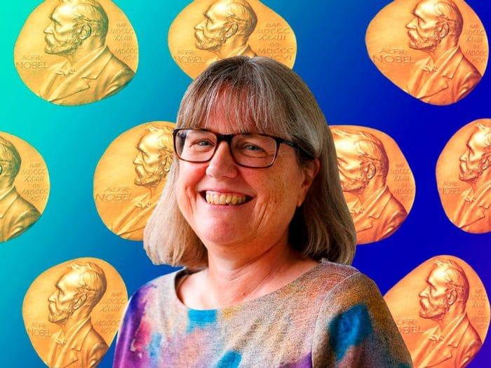 Donna Strickland Premio Nobel de Física