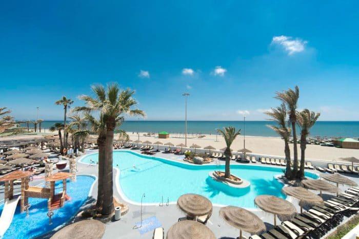Hotel Roc Golf Trinidad, en Roquetas de Mar, Almería