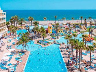 Hoteles Roquetas de Mar niños