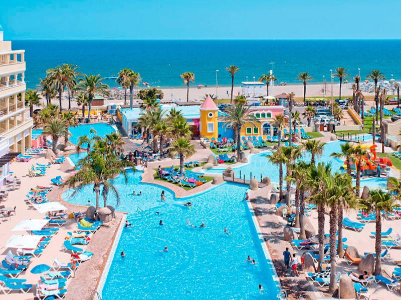 5 hoteles para niños en Roquetas de Mar