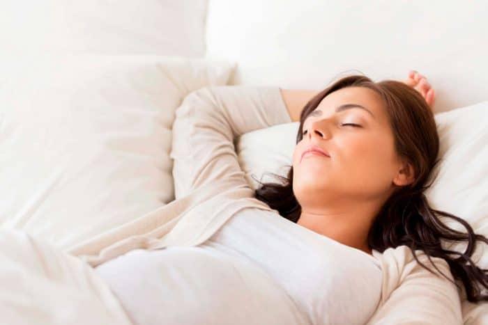 Beneficios siestas embarazada