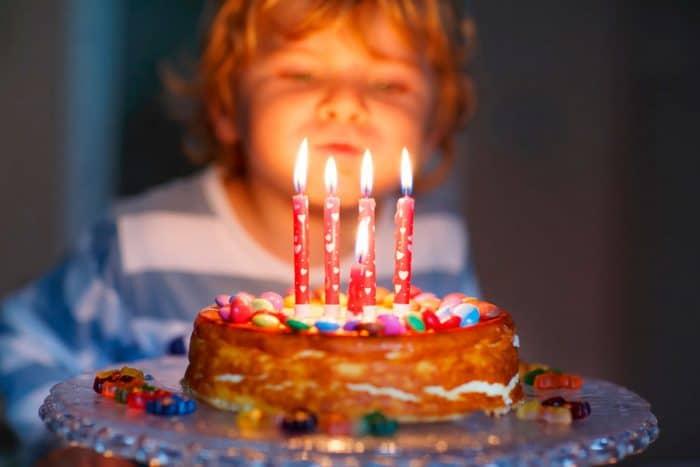 Es bueno celebrar los cumpleaños