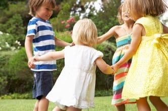Características de niños felices