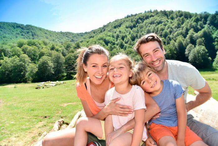 Los niños necesitan padres felices