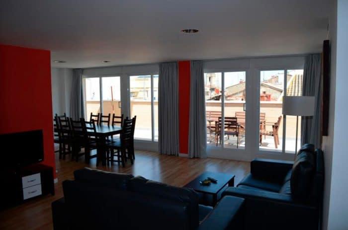 Apartamentos Casa Palacio de los Sitios, en Zaragoza
