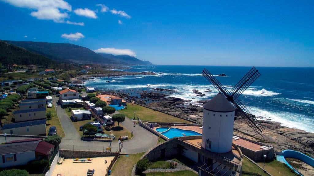 Los 5 mejores campings de Galicia para ir con niños