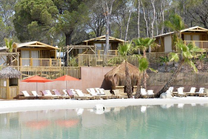 Camping La Pierre Verte - camping Frejus, en Fréjus, Francia