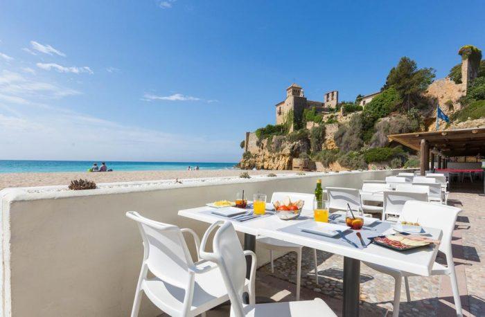 Camping Tamarit Beach Resort, en Tamarit, Tarragona