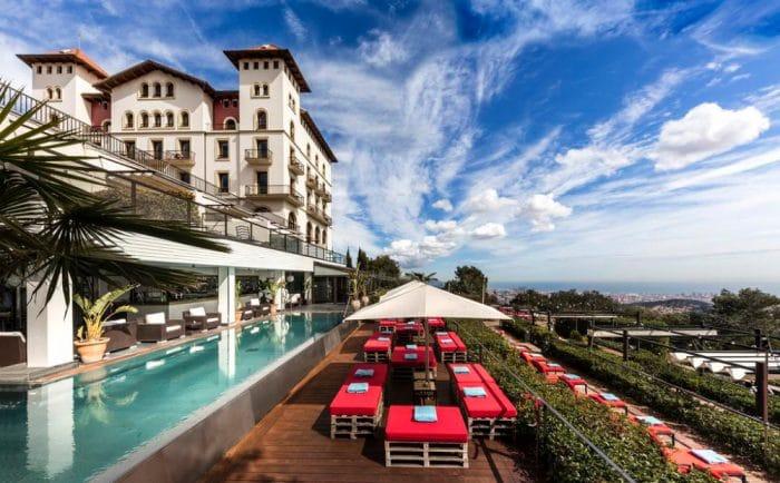 Gran Hotel La Florida, en Barcelona