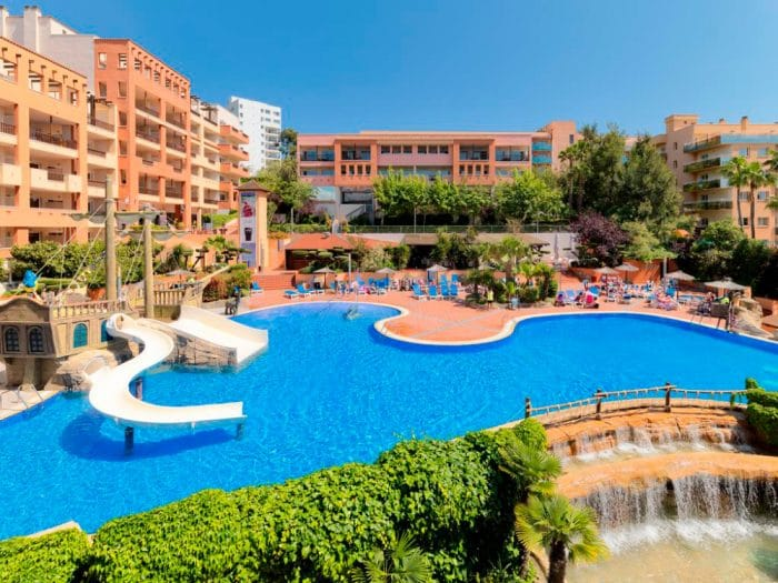 Hotel H10 Mediterranean Village, en Salou, Tarragona, Cataluña