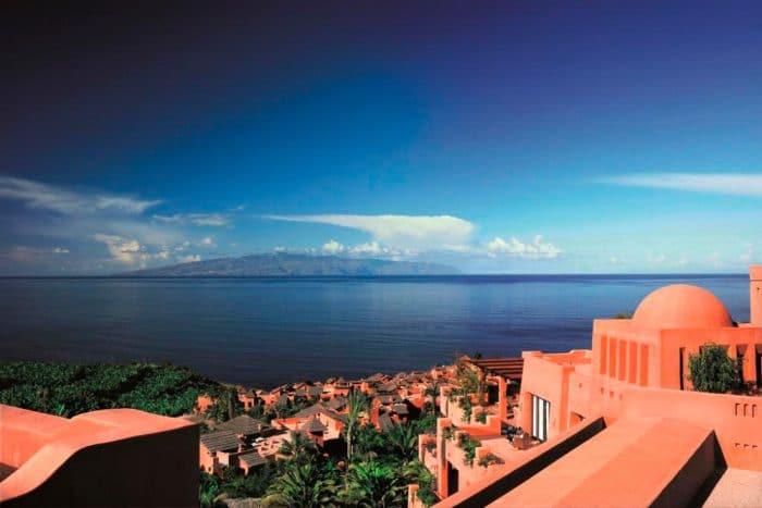 Hotel The Ritz-Carlton Abama, en Guía de Isora, Santa Cruz de Tenerife