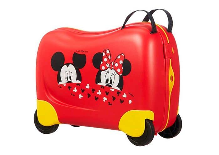 Maleta de viaje para niña Dream Rider Disney, de Samsonite