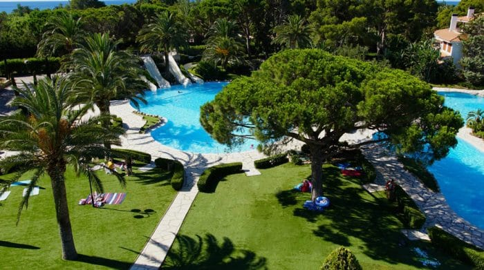 Playa Montroig Camping Resort, en Miami Platja, Tarragona