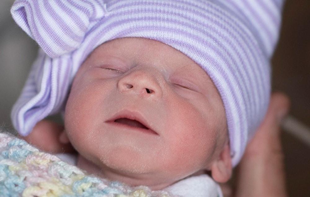 Nace el segundo bebé del útero de una donante fallecida